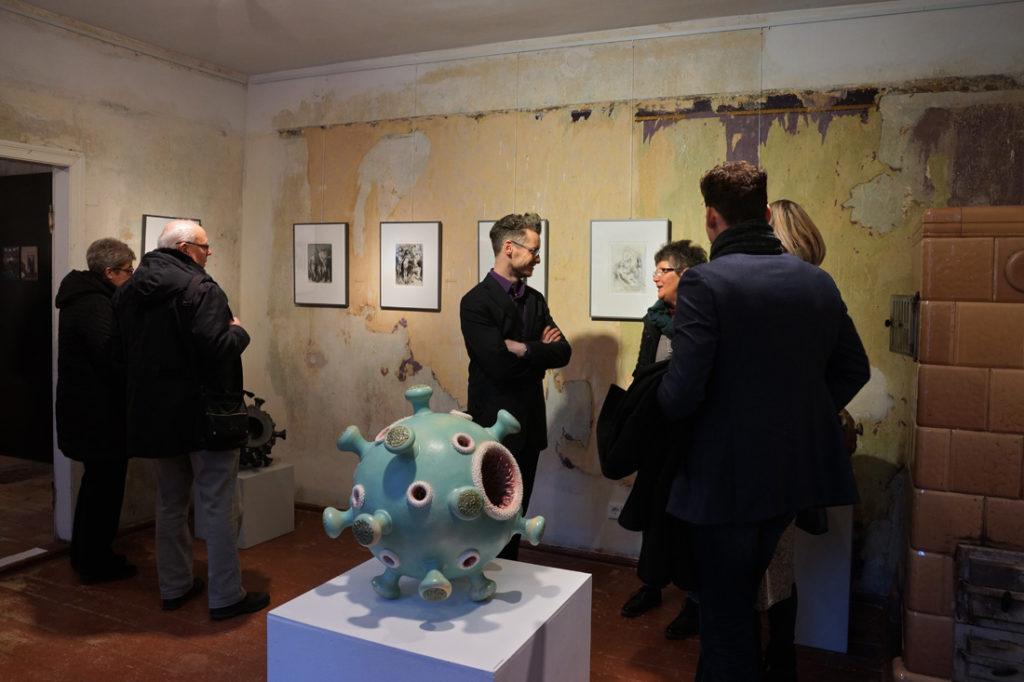 Ausstellung mit Kathrin Neubert 2018