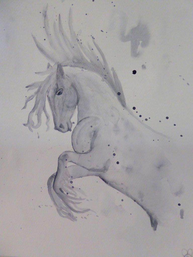 Annas Pferd
