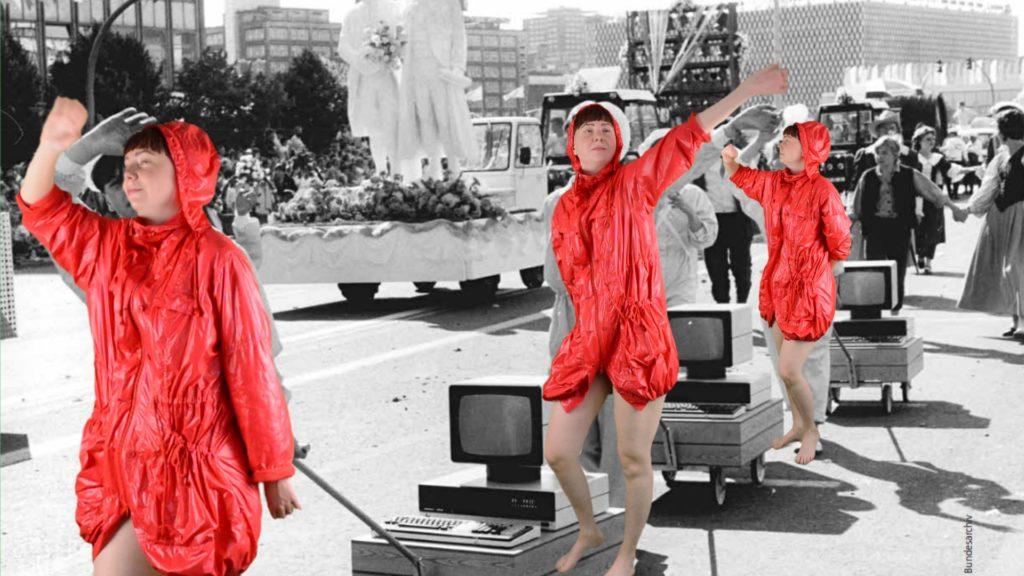 """Nadja Buttendorf: """"ROBOTRON - a tech opera"""""""