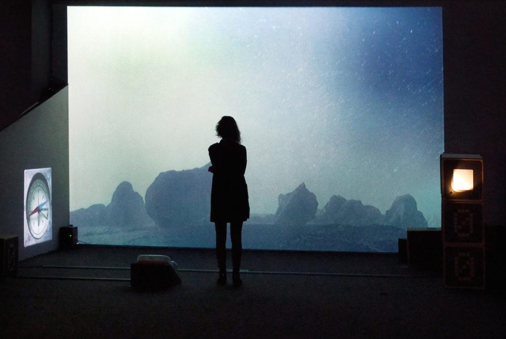 Kristina Paustian, Towards the Zero Point