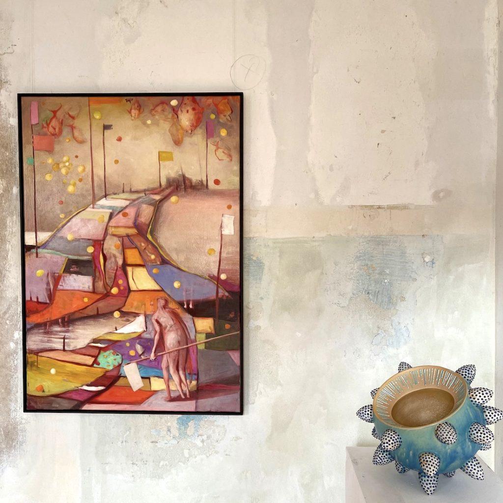 Katrin Neubert ART Erhaltung (mit Mathias Roloff)