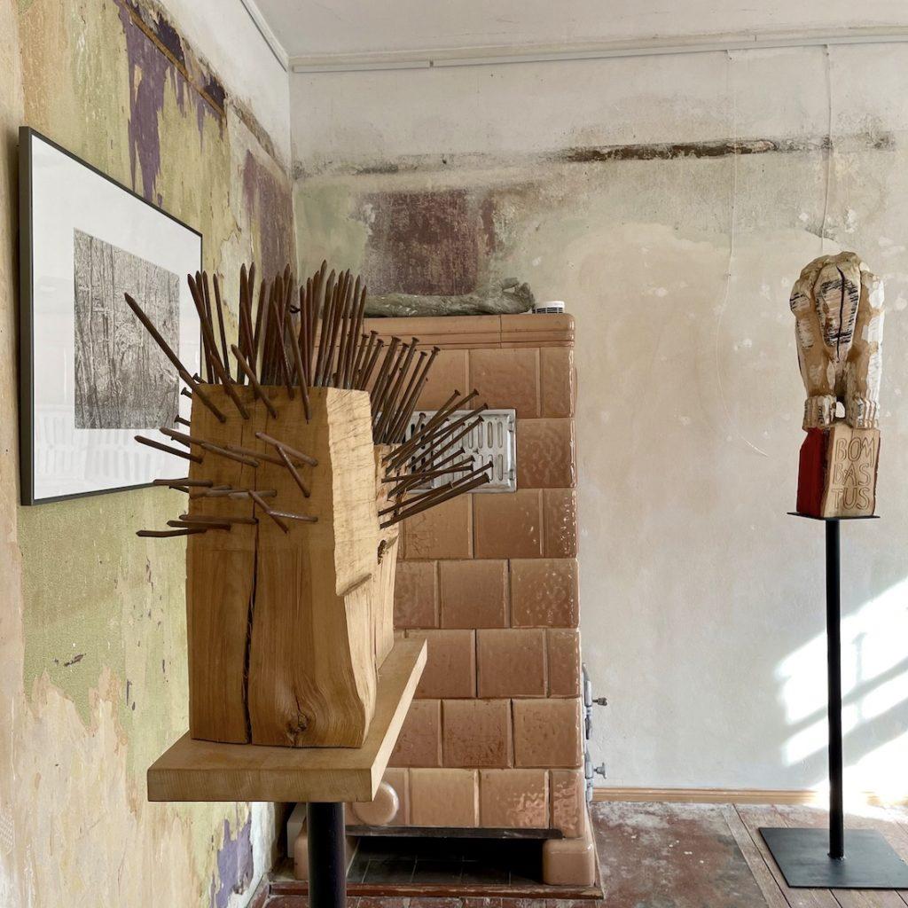 örg Engelhardt - Skulpturen
