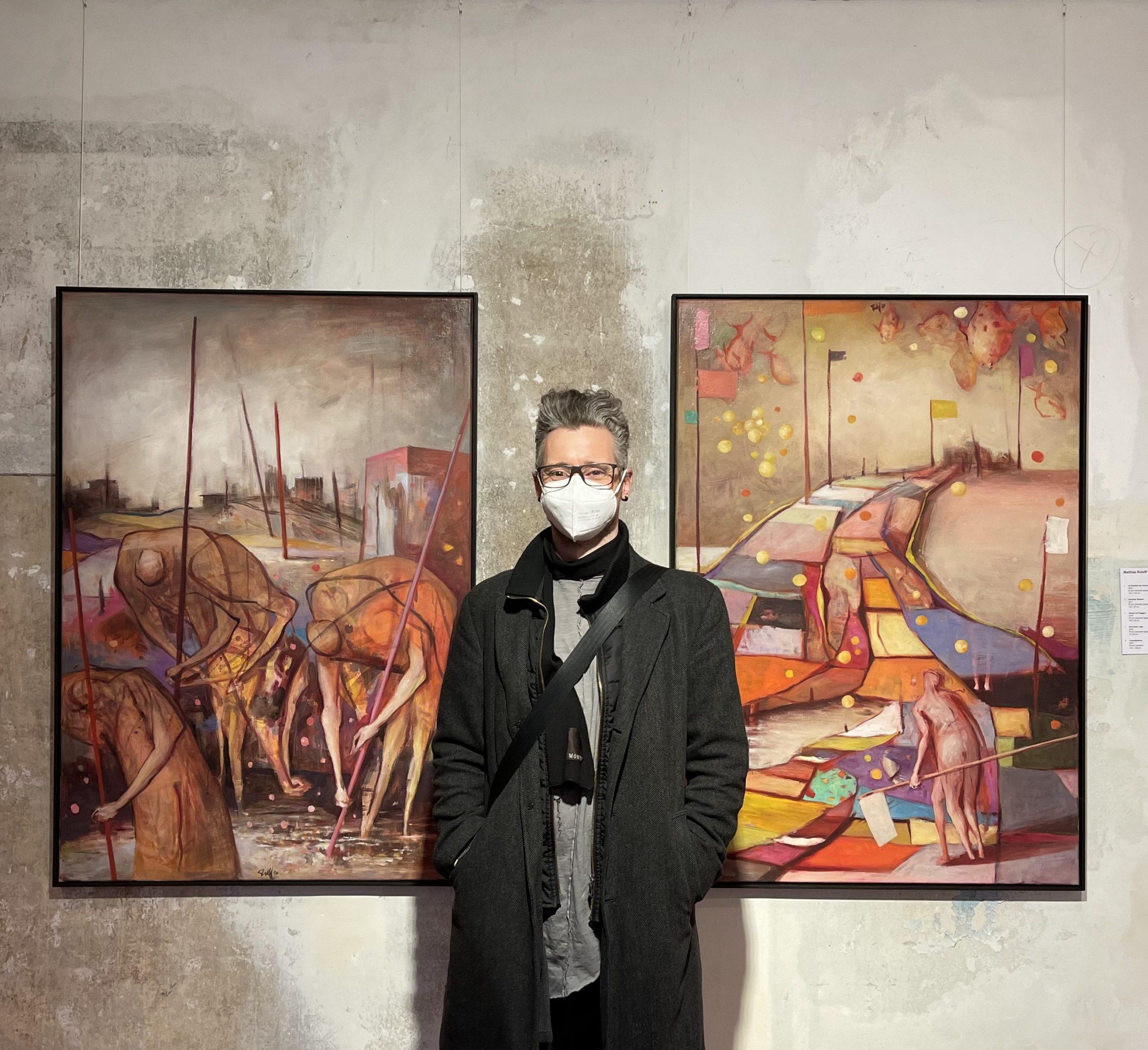 Mathias Roloff - ArtErhaltung 2021