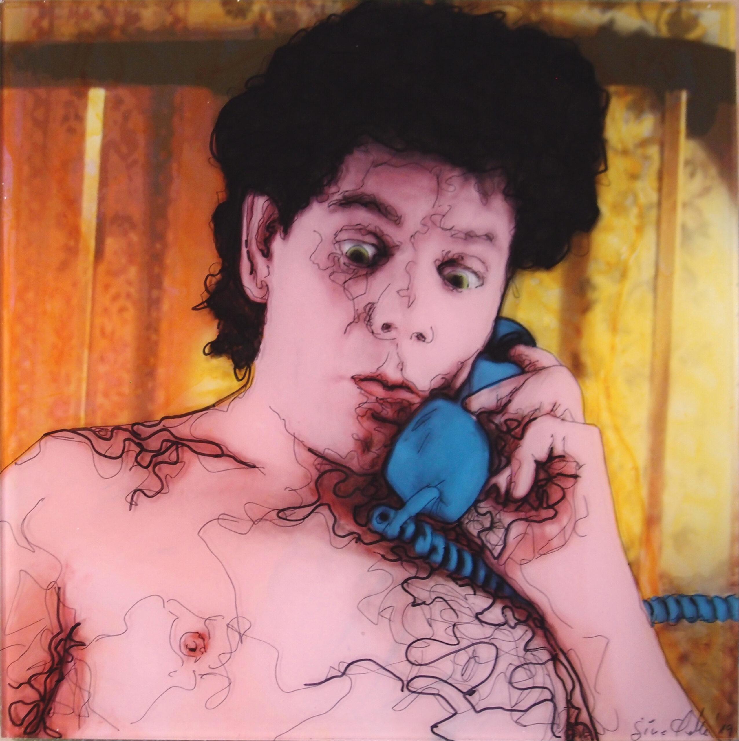 Gine Selle - telephone